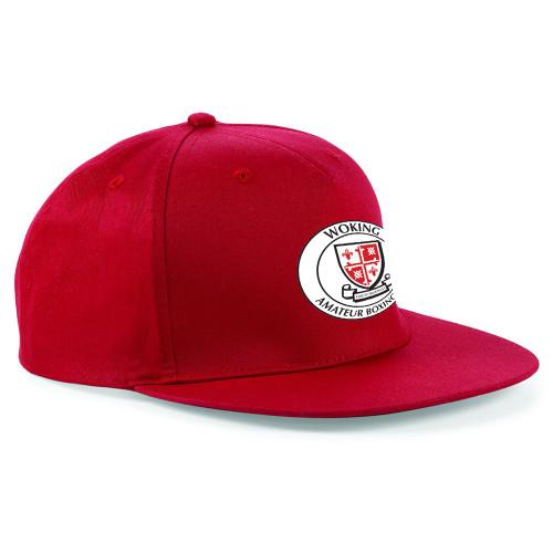 WOKING ABC SNAPBACK CAP
