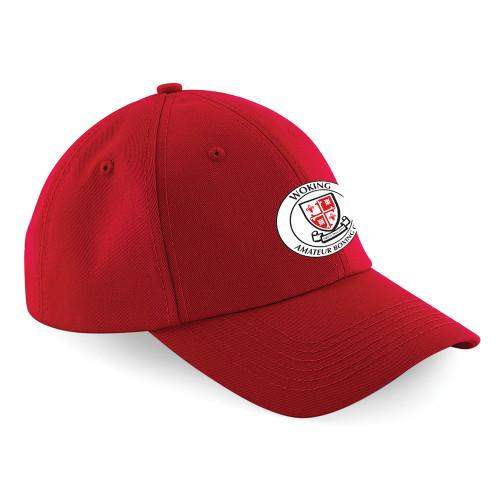 WOKING ABC BASEBALL CAP