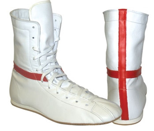 ST GEORGES CROSS LOW BOOT