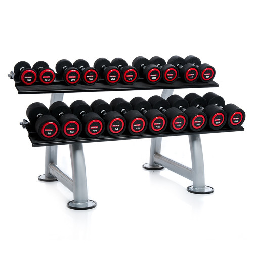 ESCAPE SBX DUMBBELL SETS & HORIZONTAL RACKS