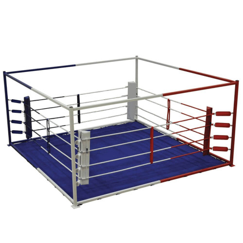 16FT CLUB EASY ASSEMBLE BOXING FLOOR RING