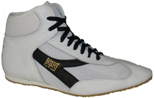 BOXFIT SYNTHETIC LOW JUNIOR BOOTS