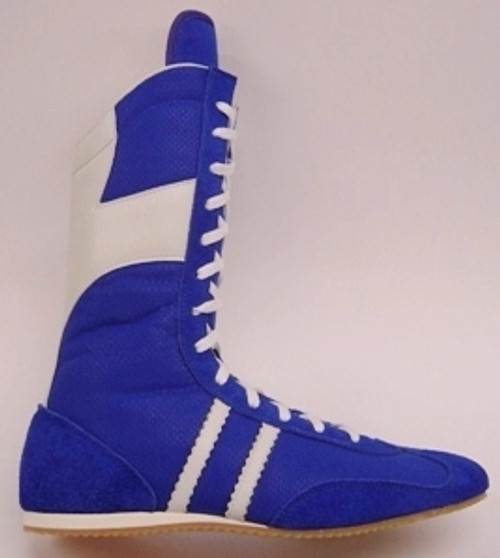 JUNIOR CAMBRELLE BOXING BOOTS