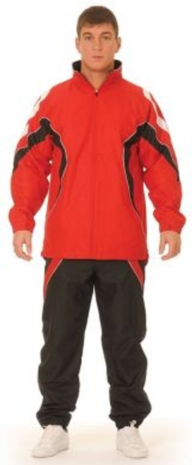 RIO TRACKSUIT RED
