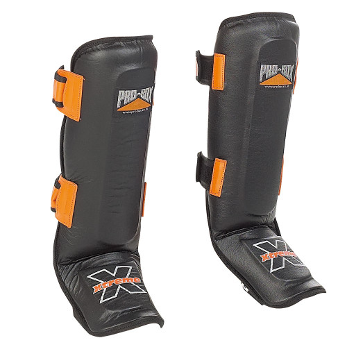 PRO BOX XTREME SHIN-N-STEP LEG GUARDS