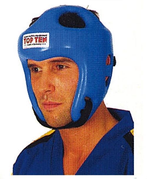 TOP TEN OLYMPIA AIBA HEADGUARD: BLUE