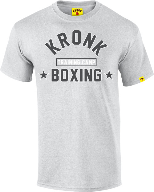 KRONK GREY TRAINING CAMP TEE