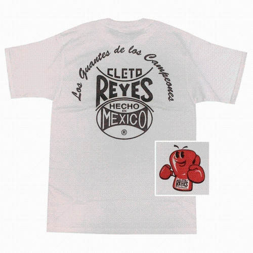 CLETO REYES BOXING T-SHIRT WHITE