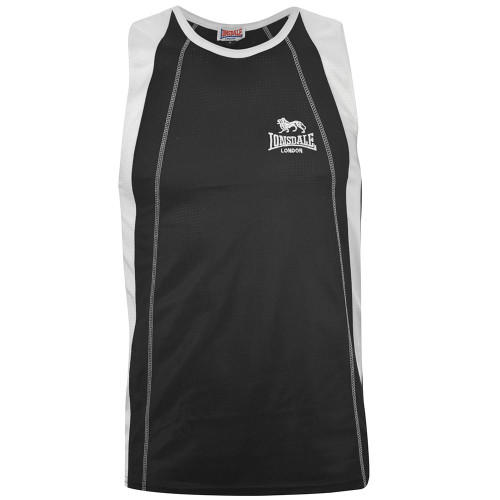 LONSDALE PERFORMANCE BOXING RING WEAR VEST