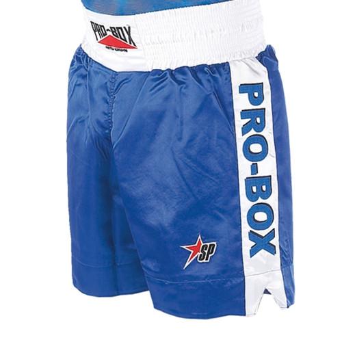 PRO BOX CLUB BOXING SHORT BLUE