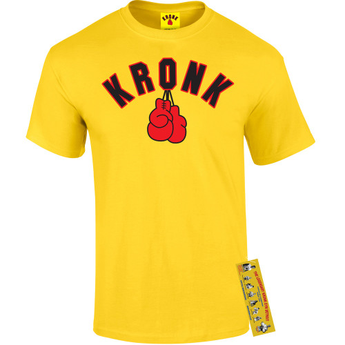 KRONK GLOVES TEE SHIRT