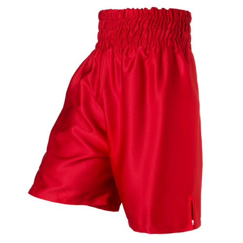 SUZI WONG SHORTS RED