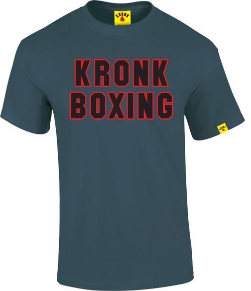 KRONK BOXING CLASSIC T-SHIRT