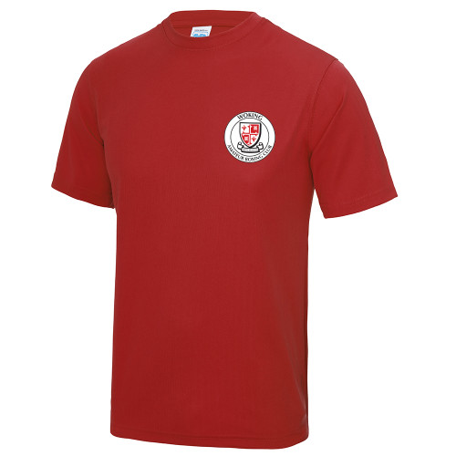 WOKING ABC POLY T-SHIRT