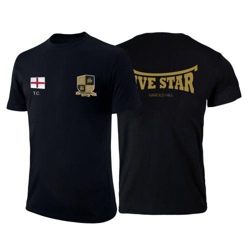 FIVE STAR JUNIOR T-SHIRT WITH BACK LOGO