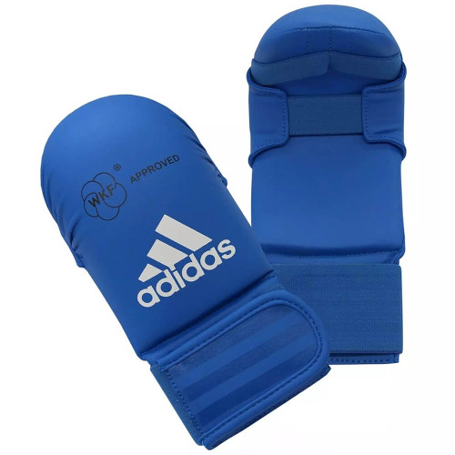 ADIDAS WKF KARATE MITTS WITHOUT THUMB