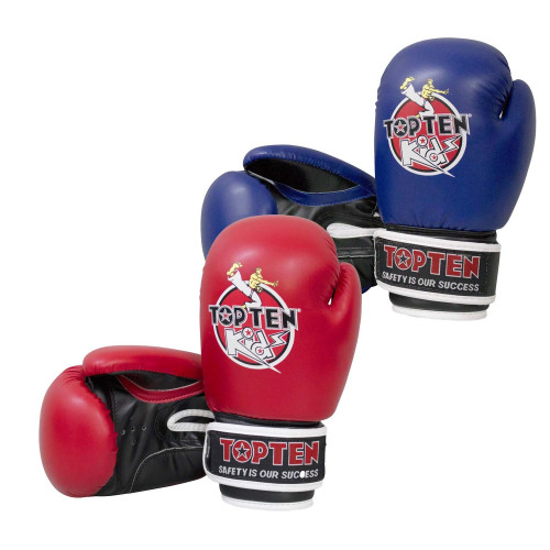 TOP TEN KIDS GENERATION 8OZ BOXING GLOVES