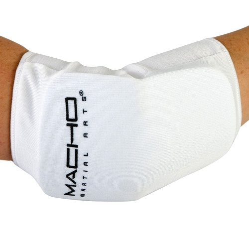 MACHO ELASTICATED ELBOW GUARDS