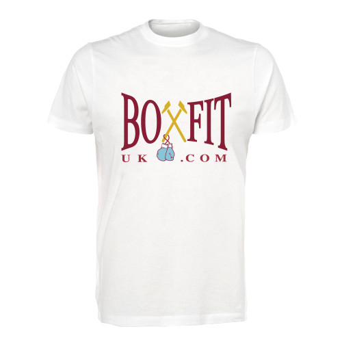 BOXFIT HAMMERS T-SHIRT