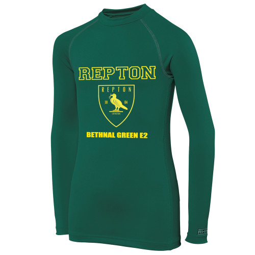 REPTON JUNIOR LONG SLEEVE BASE LAYER