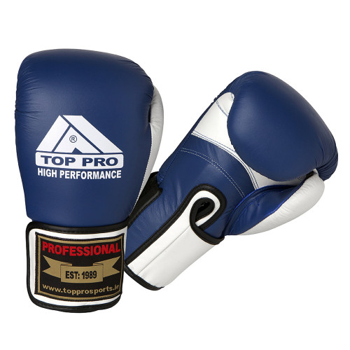 TOP PRO HIGH PERFORMANCE PRO SPARRING GLOVES