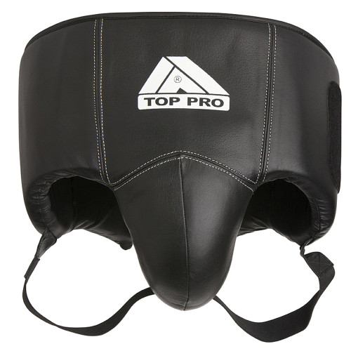 TOP PRO LEATHER PRO GROIN PROTECTOR