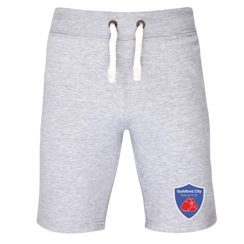 GUILDFORD CITY BOXING CLUB SWEAT SHORTS