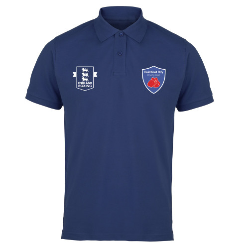 GUILDFORD CITY BOXING CLUB POLO SHIRT