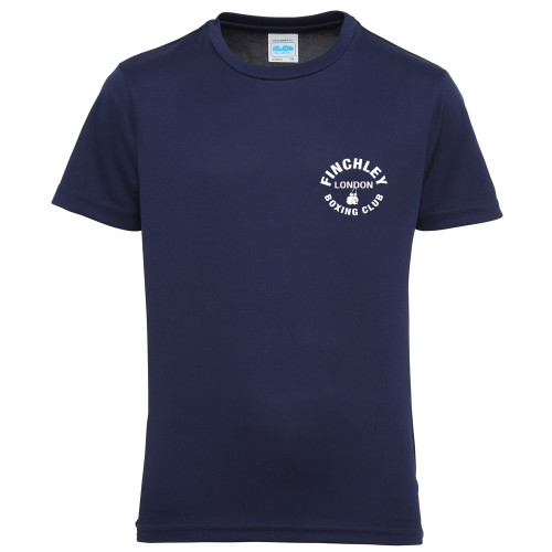 FINCHLEY ABC KIDS POLY T-SHIRT