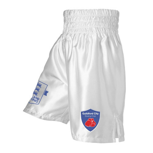 GUILDFORD CITY BOXING CLUB SHORTS