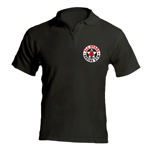ALL STARS BOXING GYM POLO SHIRT