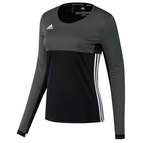 ADIDAS T16 WOMENS CLIMACOOL LS TEE