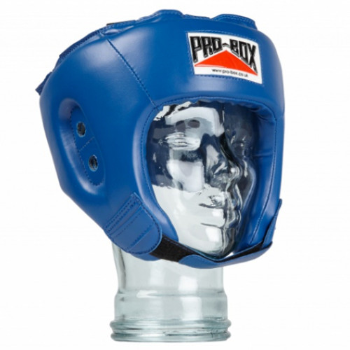 PRO BOX BASE-SPAR PU KIDS HEADGUARD