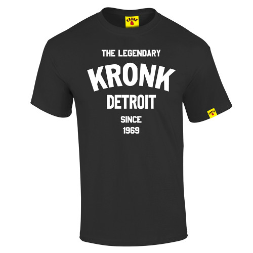 LEGENDARY KRONK DETROIT T-SHIRT