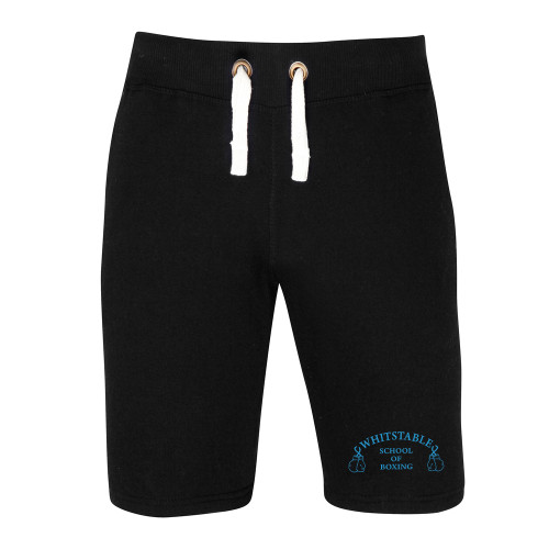 WHITSTABLE SCHOOL OF BOXING SWEAT SHORTS