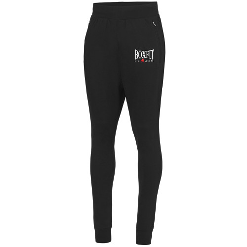 BOXFIT DROPPED CROTCH JOG PANTS
