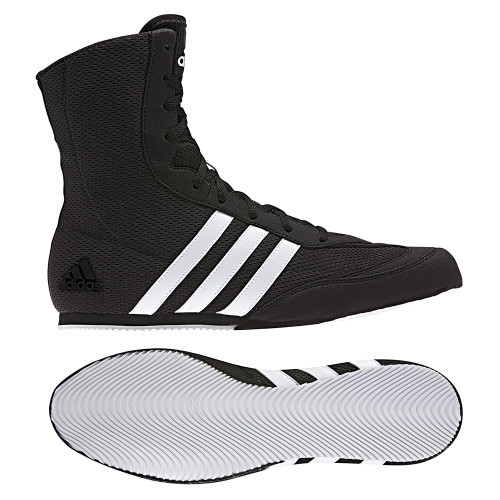 ADIDAS JUNIOR BOX HOG 2 ELITE BOXING BOOTS