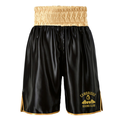CAMBRIDGE BOXING CLUB BOUT SHORTS