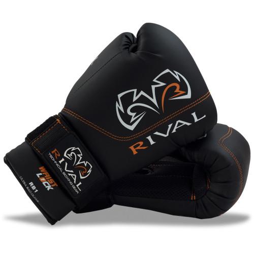 RIVAL RB1 BOXING BAG GLOVES