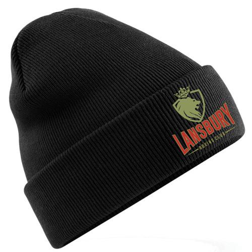 LANSBURY ABC WOOLY HAT