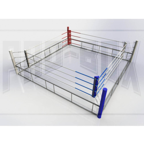 15FT PRO EASY ASSEMBLE BOXING FLOOR RING