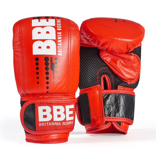 BBE CLUB LEATHER BAG MITT