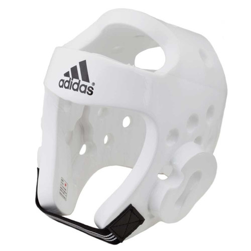 ADIDAS WTF DIPPED FOAM HEADGUARD WHITE