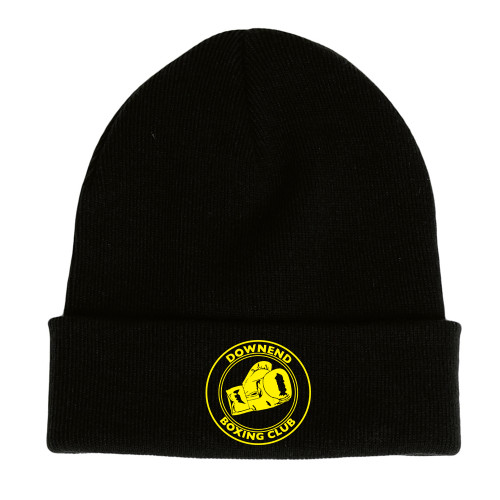 DOWNEND BOXING CLUB WOOLY HAT