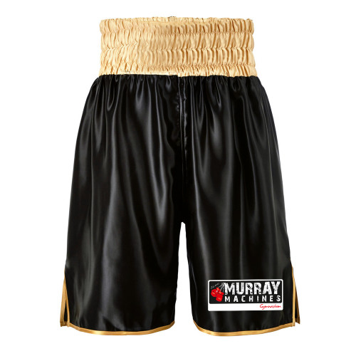 MURRAY MACHINES GYM BOUT SHORTS