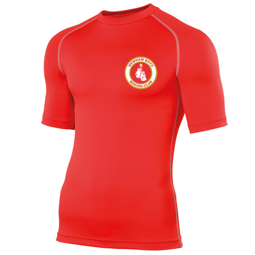 NEWHAM BOXING CLUB SS BASE LAYER
