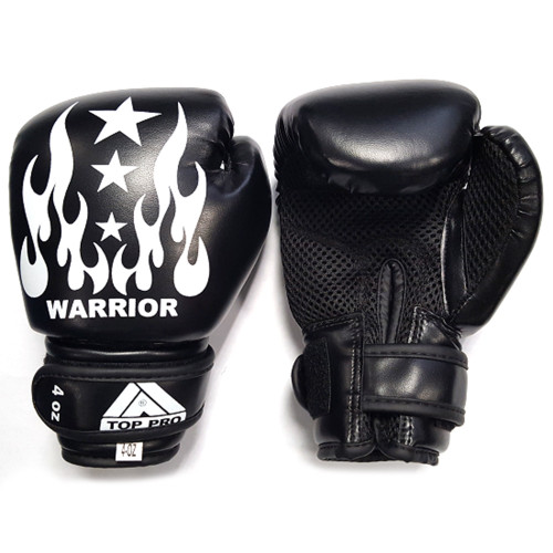 TOP PRO KIDS WARRIOR BOXING GLOVES