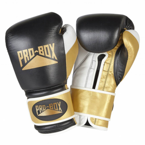 PRO BOX SPECIAL EDITION PRO SPAR LEATHER GLOVES