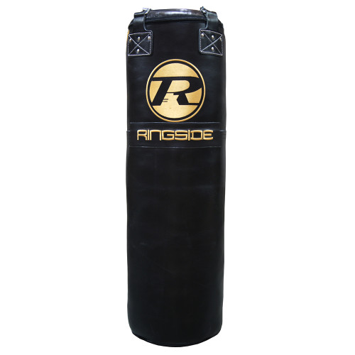 RINGSIDE 4FT LEATHER PUNCH BAG