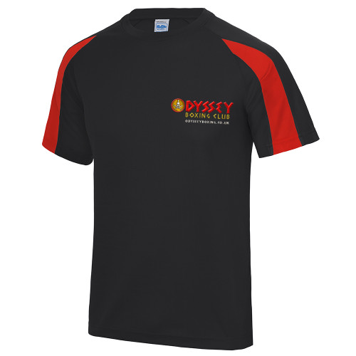 ODYSSEY BOXING CLUB CONTRAST COOL TEE